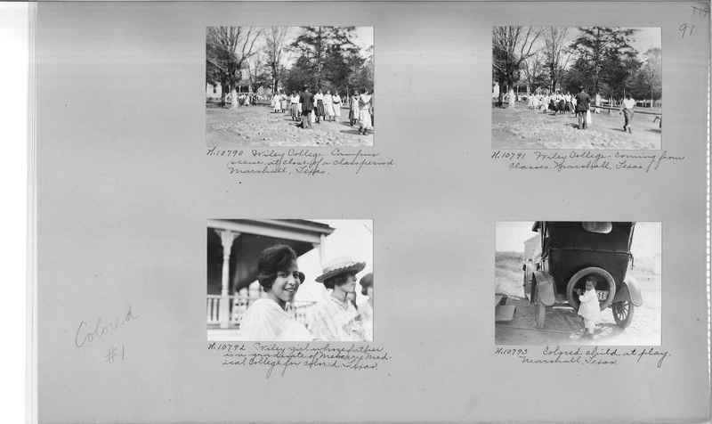 Mission Photograph Album - Negro #1 page 0091