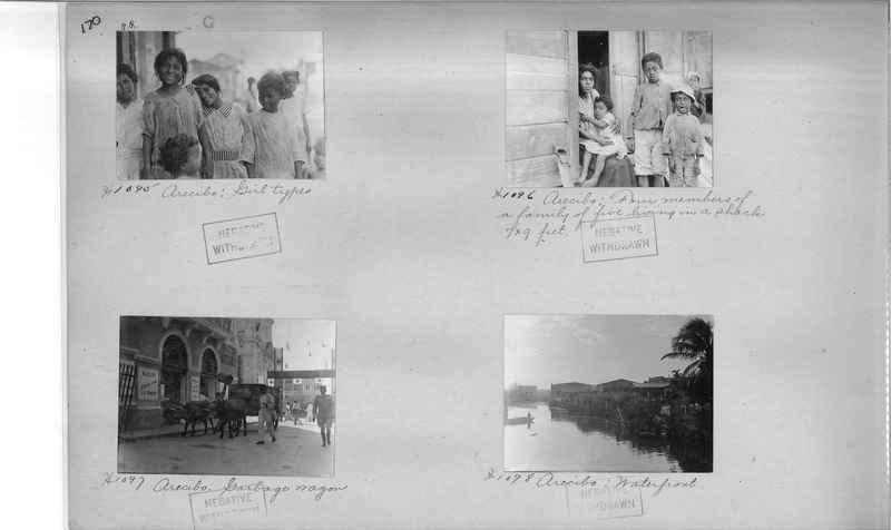 Mission Photograph Album - Puerto Rico #2 page 0170