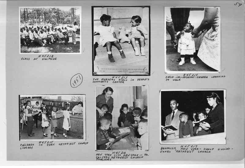 Mission Photograph Album - Negro #7 page 0059
