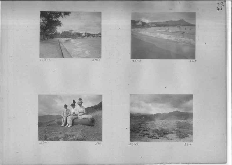 Mission Photograph Album - Miscellaneous - O.P. #01 Page_0045