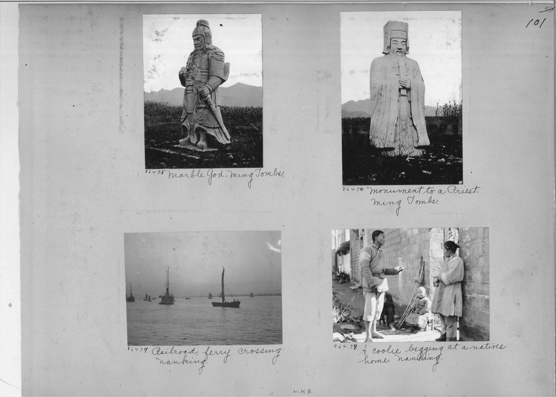 Mission Photograph Album - China #13 page 0101