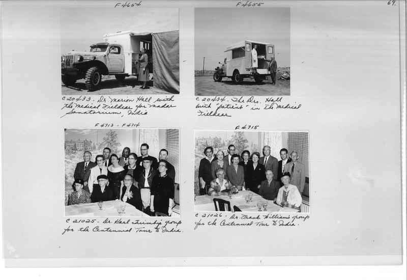 Mission Photograph Album - Portraits #13 Page 0069