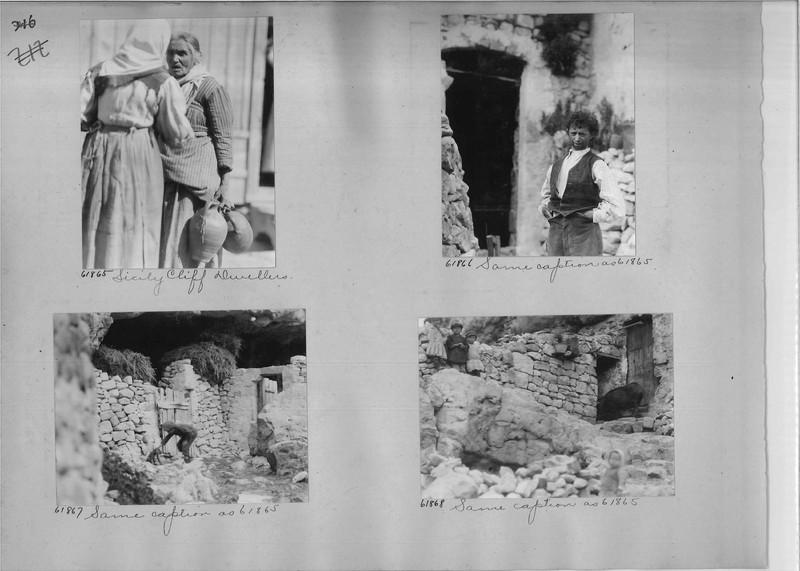 Mission Photograph Album - Europe #04 Page 0216