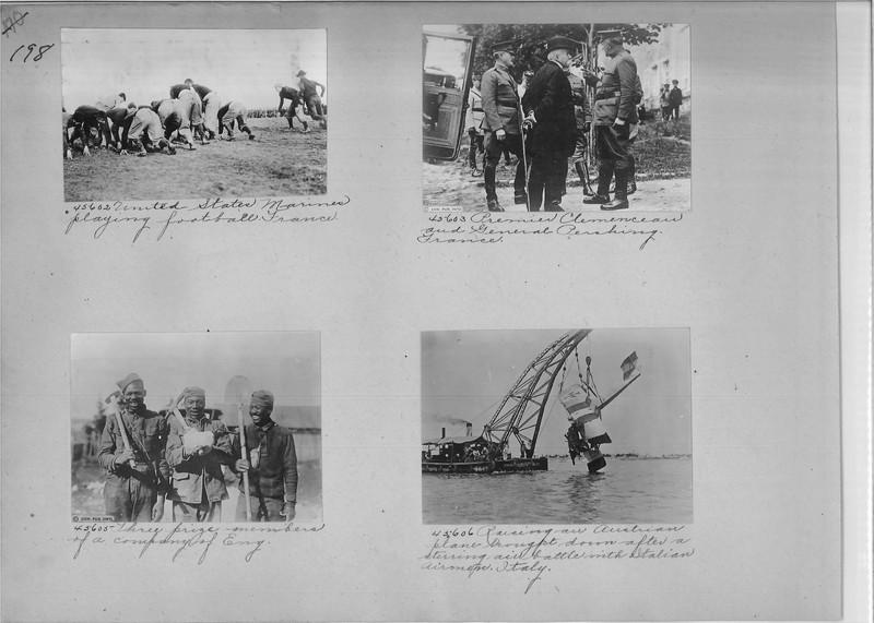 Mission Photograph Album - Europe #02 Page 0198