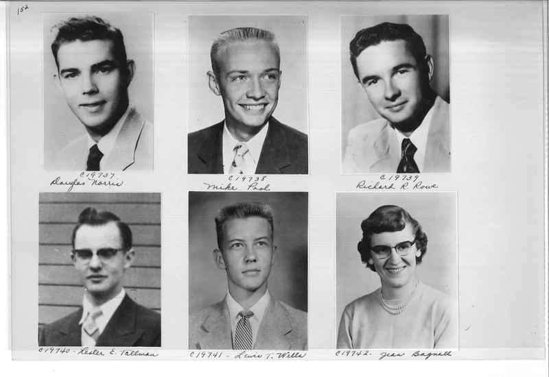Mission Photograph Album - Portraits #08 Page 0152