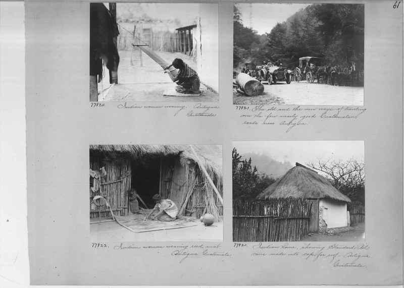 Mission Photograph Album - Panama #04 page 0061