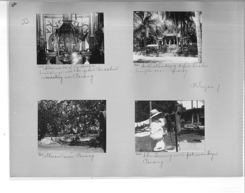 Mission Photograph Album - Malaysia #1 page 0022