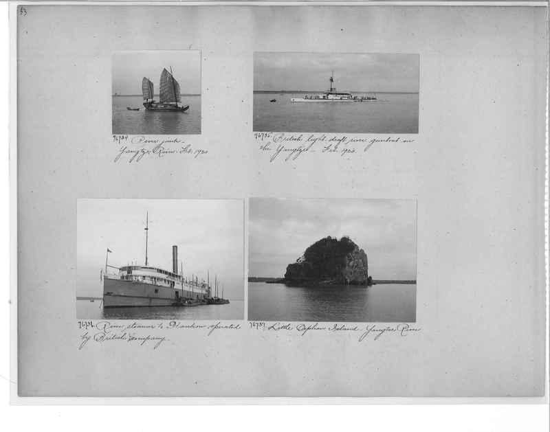 Mission Photograph Album - China #10 pg. 0053