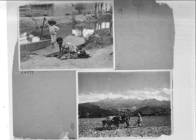Mission Photograph Album - Mexico - O.P. #01 Page 0074