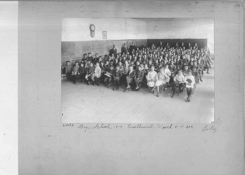 Mission Photograph Album - South America O.P. #3 page 0021