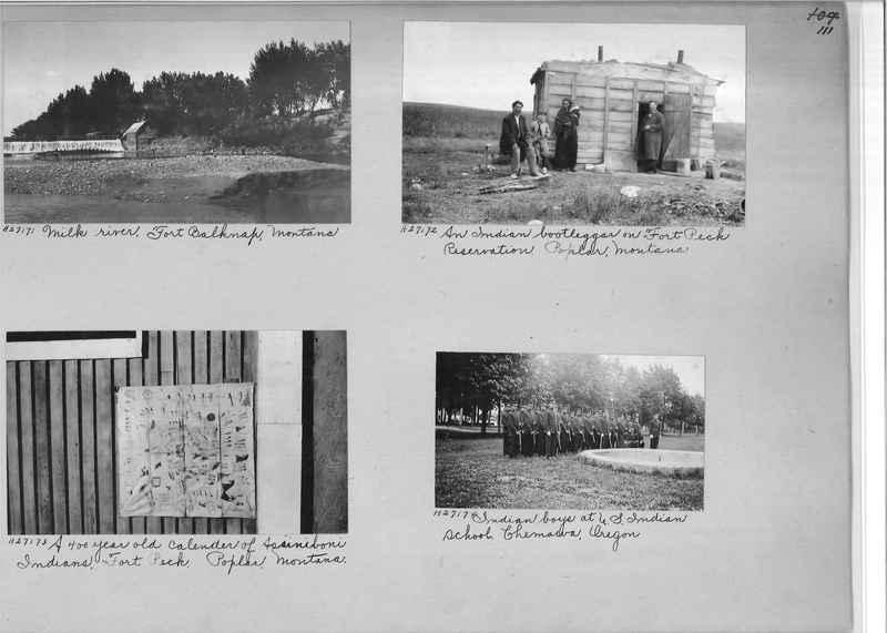 Mission Photograph Album - Indians #2 page_0111