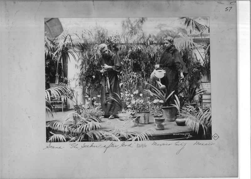 Mission Photograph Album - Mexico - O.P. #01 Page 0057