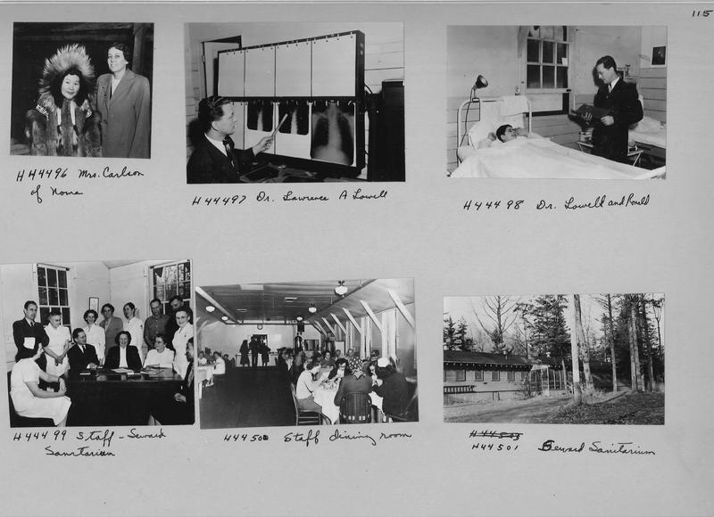 Mission Photograph Album - Alaska #1 page 0115