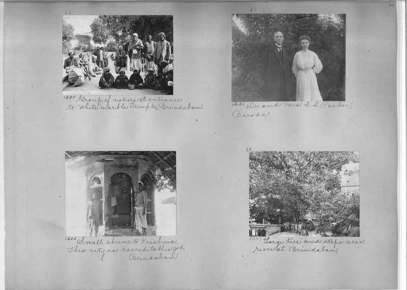 Mission Photograph Album - India #01 page 0049