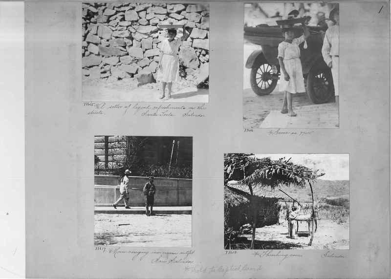 Mission Photograph Album - Panama #04 page 0001