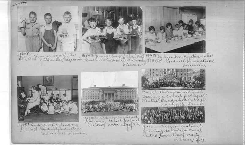 Mission Photograph Album - Religious Education #1 page 0104