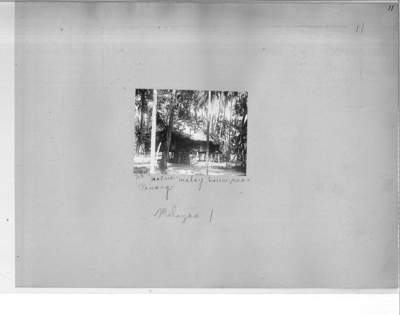 Mission Photograph Album - Malaysia #1 page 0011