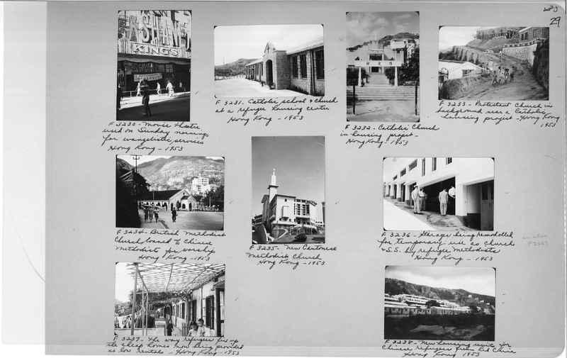 Mission Photograph Album - China #20 page 0029