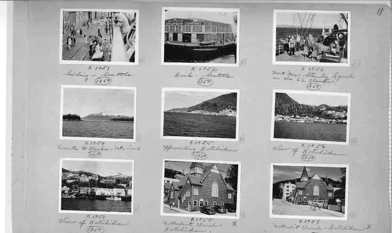 Mission Photograph Album - Alaska #2 page 0011