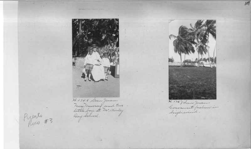 Mission Photograph Album - Puerto Rico #3 page 0109