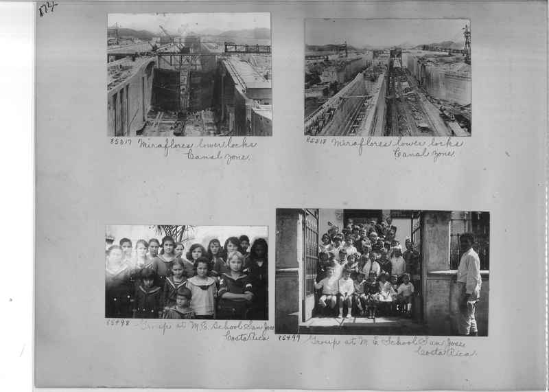 Mission Photograph Album - Panama #04 page 0174