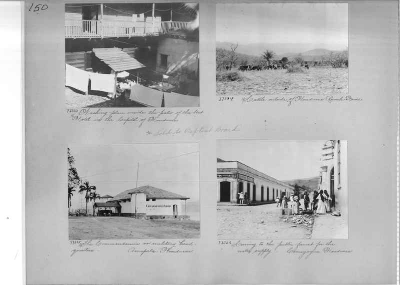 Mission Photograph Album - Panama #03 page 0150