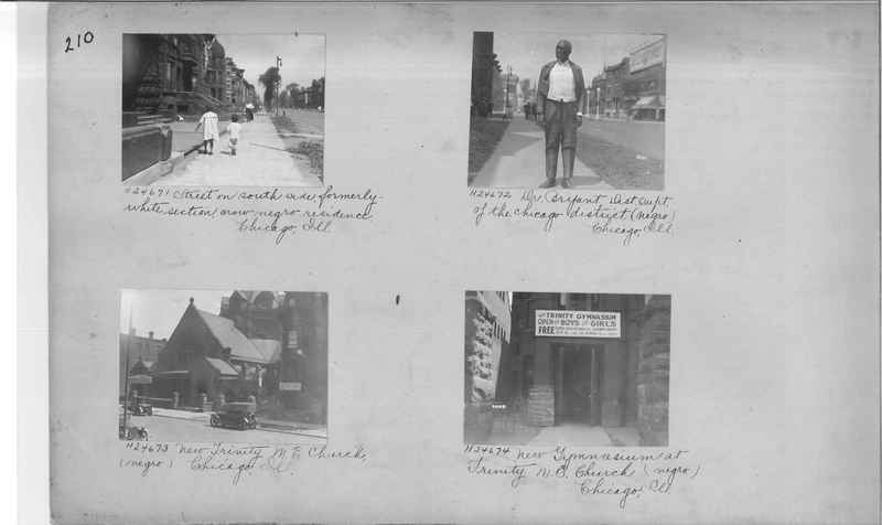 Mission Photograph Album - Negro #3 page 0210
