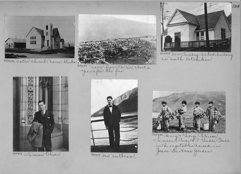 Mission Photograph Album - Alaska #1 page 0105