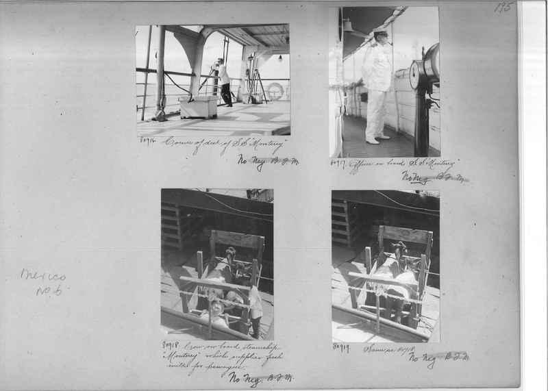 Mission Photograph Album - Mexico #06 page 0195