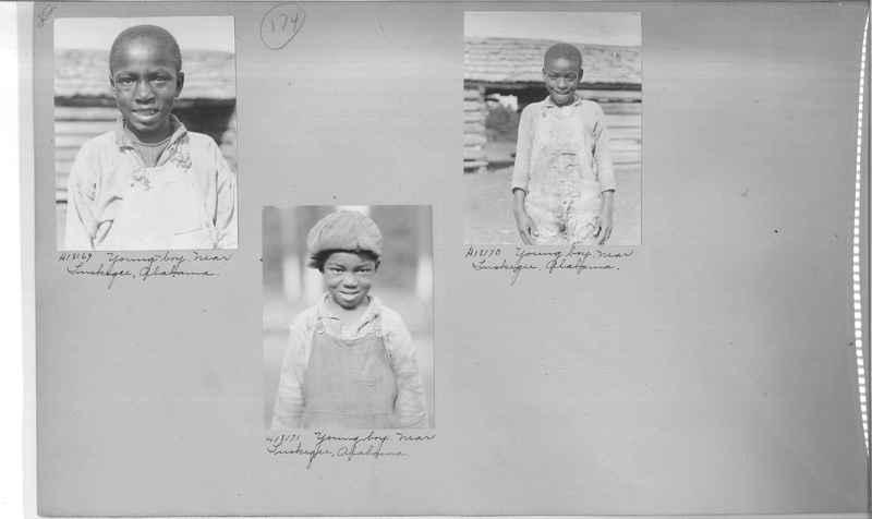 Mission Photograph Album - Negro #2 page 0252