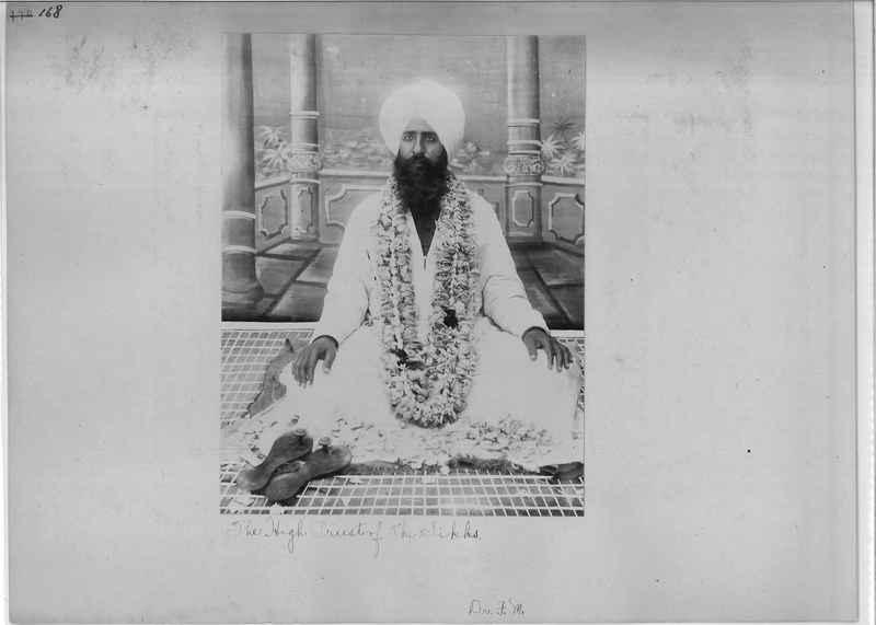 Mission Photograph Album - India - O.P. #01 Page 0168