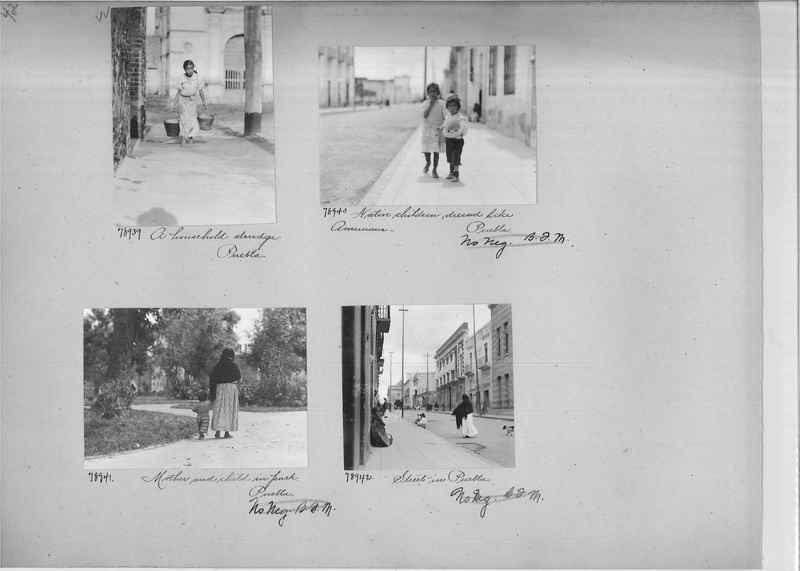 Mission Photograph Album - Mexico #06 page 0042