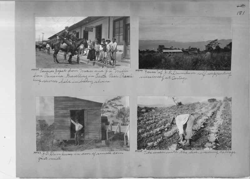 Mission Photograph Album - Panama #02 page 0181