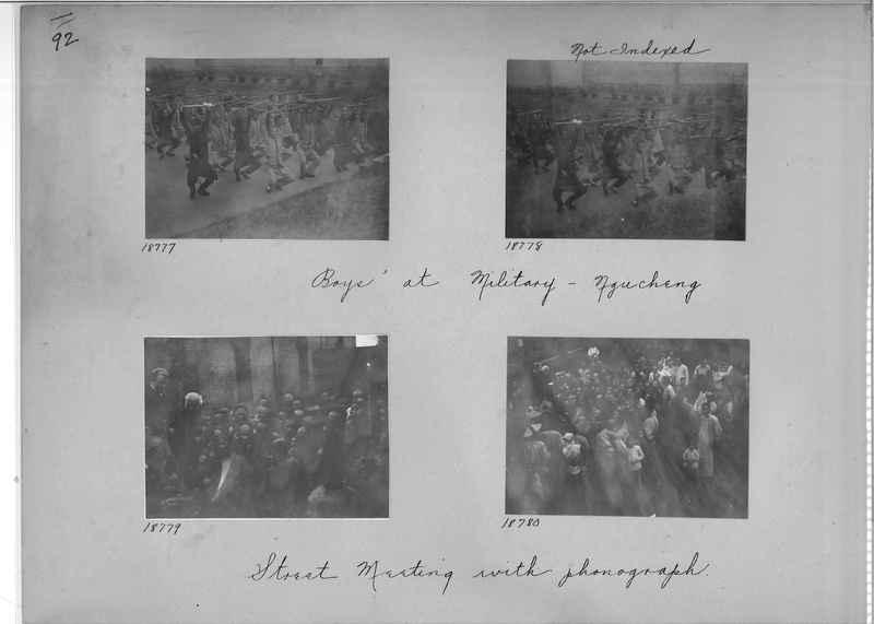 Mission Photograph Album - China #5 page 0092