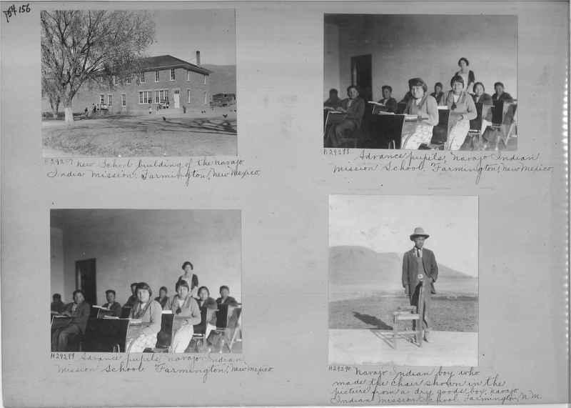 Mission Photograph Album - Indians #2 page_0156