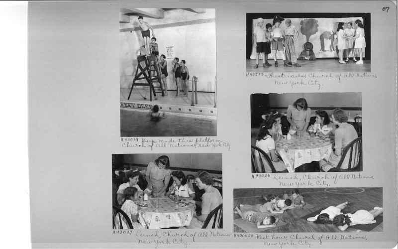 Mission Photograph Album - Cities #18 page 0057
