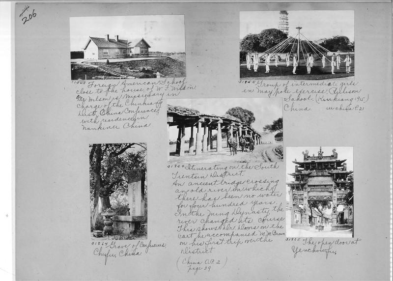 Mission Photograph Album - China #7 page 0206