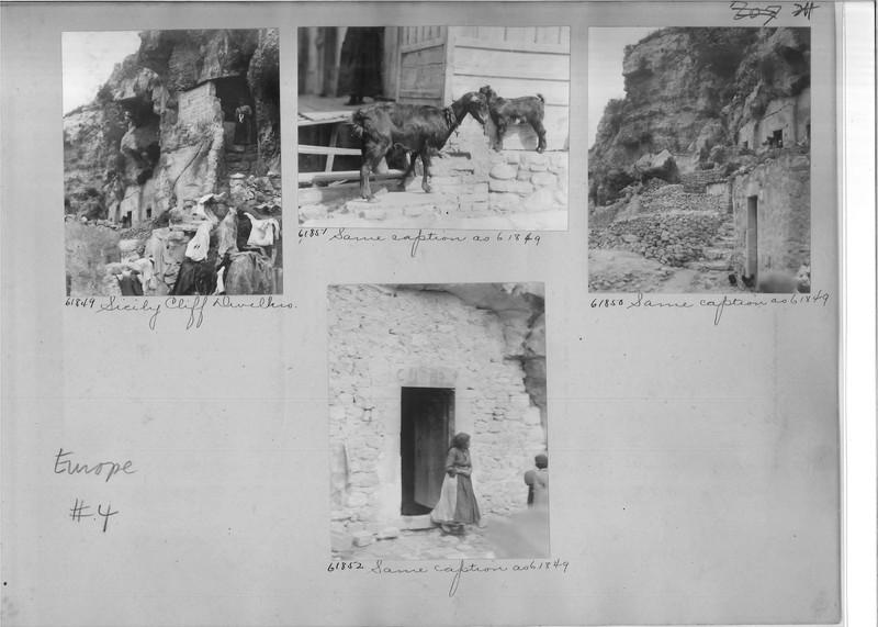 Mission Photograph Album - Europe #04 Page 0211
