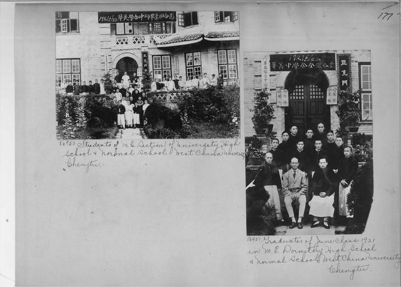 Mission Photograph Album - China #13 page 0177