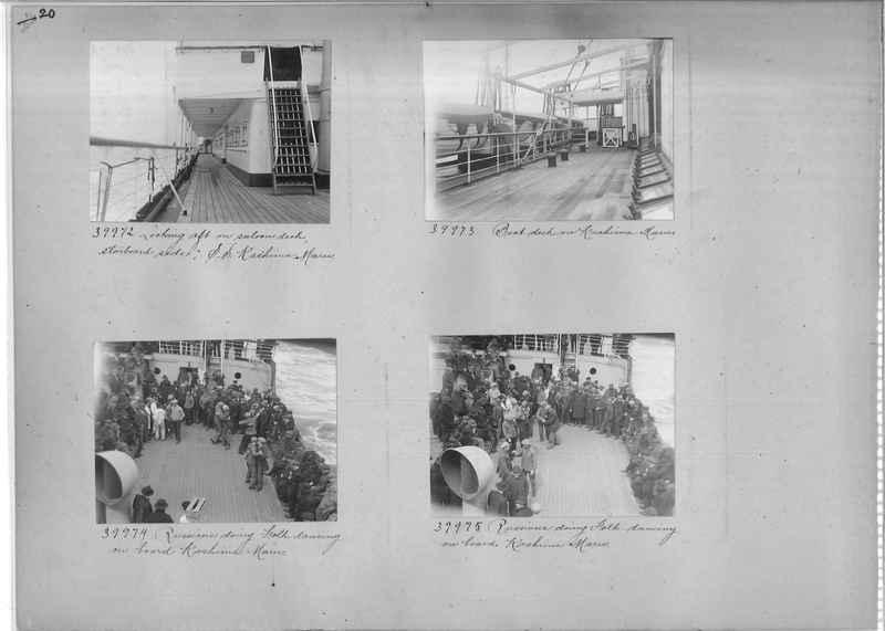 Mission Photograph Album - Miscellaneous #02 Page 0020