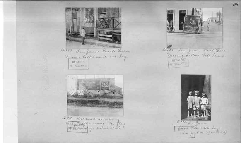 Mission Photograph Album - Puerto Rico #2 page 0121