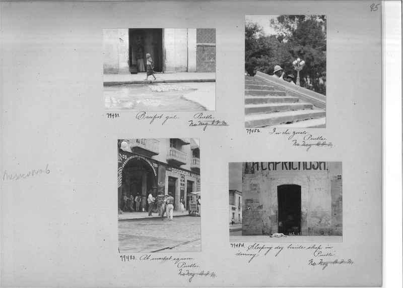 Mission Photograph Album - Mexico #06 page 0085