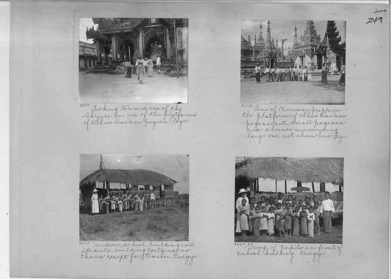 Mission Photograph Album - Burma #1 page 0249