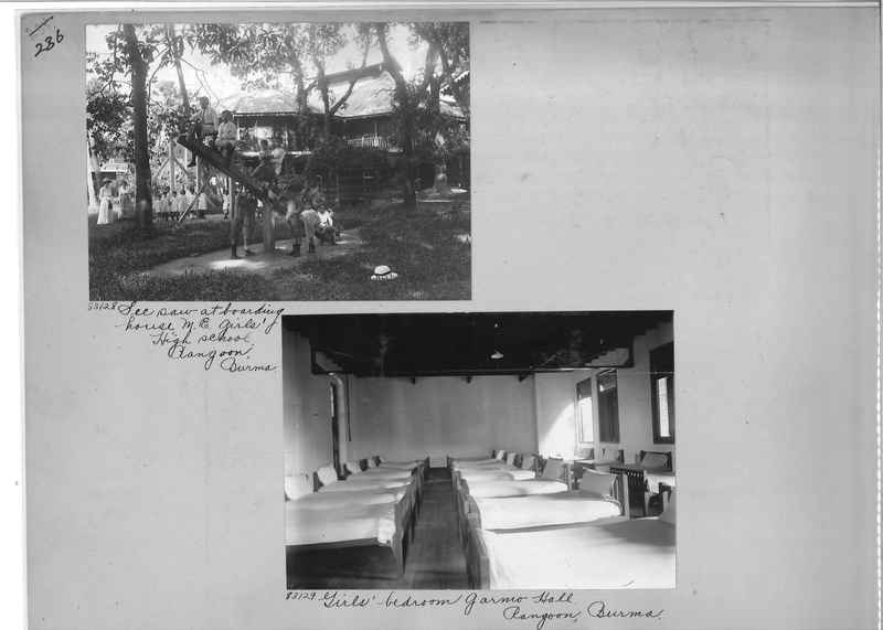 Mission Photograph Album - Burma #1 page 0236