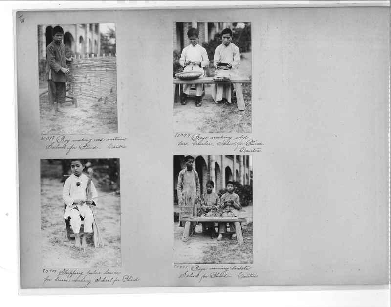 Mission Photograph Album - China #10 pg. 0078
