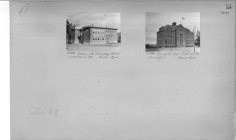Mission Photograph Album - Cities #8 page 0203