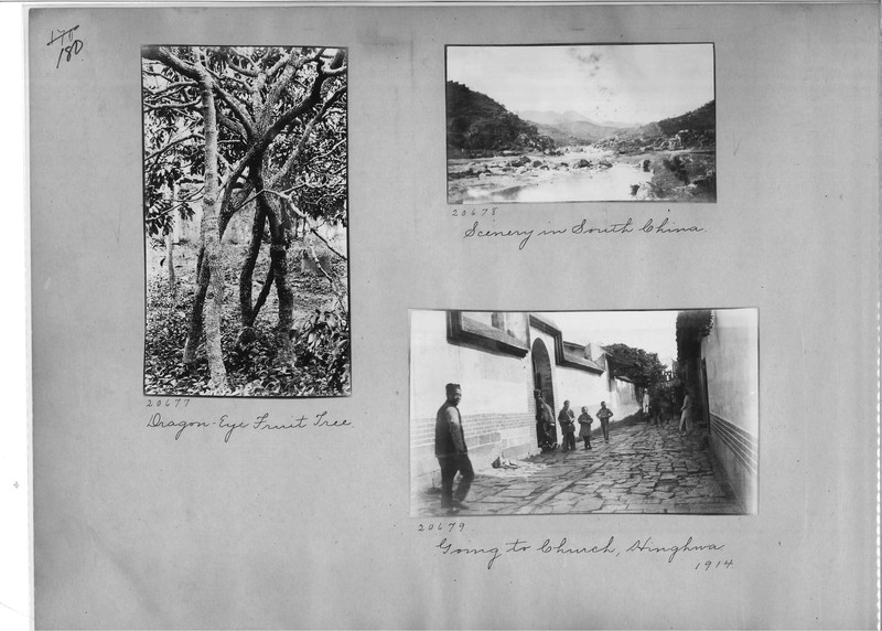 Mission Photograph Album - China #6 page 0180
