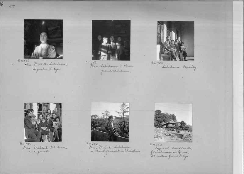 Mission Photograph Album - Japan #06 Page 0086