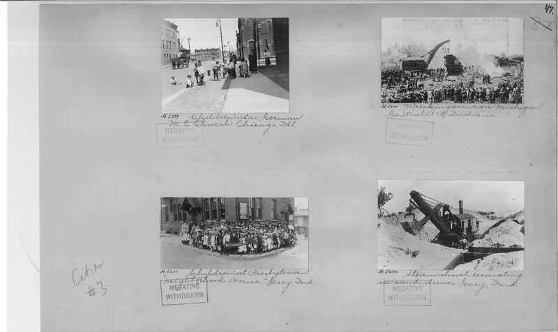 Mission Photograph Album - Cities #3 page 0047