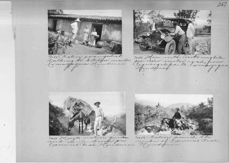 Mission Photograph Album - Panama #02 page 0267